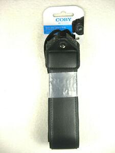 "Camera Strap 2"" Wide, Black/Gray Reversible DSLR/SLR, New"