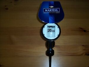 Martell Cognac 35ml Optic. NEW. Ideal for Home Bar or Man shed