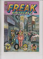 Freak Brothers #4 FN (1st) rip off press GILBERT SHELTON underground comix