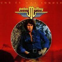 """PETER MAFFAY """"UND ES WAR SOMMER"""" CD NEU"""