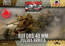 First To Fight - Polish bofors 40mm anti aircraft - 1:72