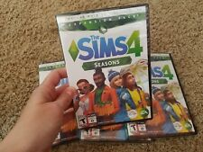 The Sims 4: Seasons Expansion Pack PC Mac Digital Download BRAND NEW