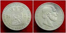 Netherlands - 2½ Gulden 1866