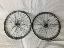 "1966 Schwinn bicycle Stingray FASTBACK Sprint WHEEL SET 20"" x 1-3/8 S5 rims"