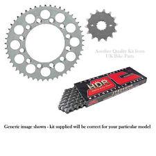 HONDA MTX 125 - 83-94 chaîne & PIGNONS - MTX125 - Qualité Kit