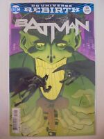 Batman #30 B Cover DC Rebirth NM Comics Book