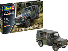 """REVELL 03277 1:35 SCALE LKW GL LEICHT """"WOLF"""" JEEP MODEL KIT"""