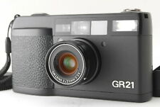 【MINT+++】Ricoh GR21 35mm Point & Shoot Film Camera From JAPAN