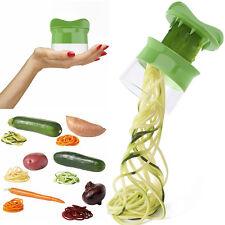 Mini Creative Pasta Maker Zucchini Spaghetti Spiralizer Noodles Handheld