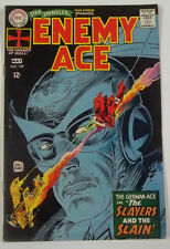 Star Spangled War Stories Presents Enemy Ace #138 (1968) 1st Print 6.0 FN
