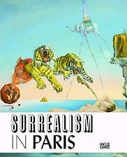 Dali, Ernst, Miro: Surrealism in Paris, Fondation Beyeler, New Book