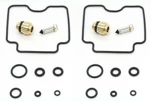 KIMISS Metal Carb Carburetor Rebuild Repair Kit Accessory Fits for XVS1100 VStar 99-06