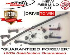 LIFETIME BALL JOINT TIE ROD Front End Kit fit Dodge Ram 2500 3500 4x4  00 02