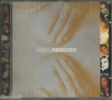 JANET JACKSON - Remixed - CD 1995 MINT CONDITION