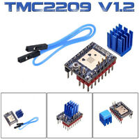 TMC2209 V1.2 Schrittmotortreiber TMC2208 UART 2.8A 3D-Druckerteile TMC2130/5160