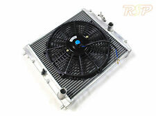 Universal Kit Car Alloy Radiator Fan 360mm 350mm 52mm Robin Hood Westfield zetec