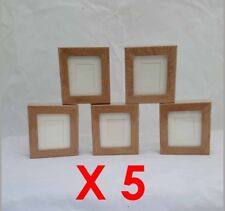 5 X OAK EFFECT TYSSLINGE NEW REPLACEMENTS  8 x 9 / 3.1 x 3.5  IKEA