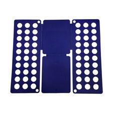 Clothes Folder Blue Adult T-Shirt Clothes Folding Board Laundry Organizer