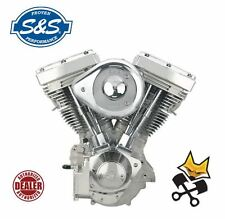"""S&S 124"""" COMPLETE ENGINE W/ SUPER G CARB FOR HARLEY 1984-99 EVO 31-9860"""