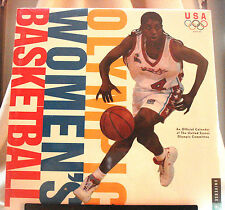 Olympic Women's Basketball Calendar, 1999, NEW
