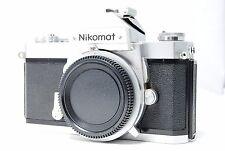 Nikon Nikkomat FTN 35mm SLR Film Camera Body Only  SN4031425