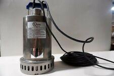 Honda Submersible Water Pump Model Wsp53aa 12 Hp 115v 36 Amps Local Pick Up