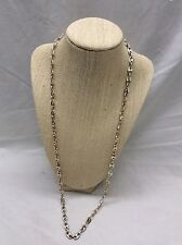 Beautiful Unoaerre Uno A Erre Italy  sterling 925 Links necklace