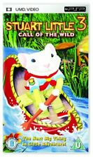 Stuart Little 3 - Call Of The Wild [UMD Mini for PSP] By Lucy Fisher,Leslie H.