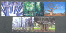 Australia-Native Trees mnh 2545/9 (2005)