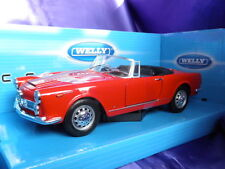 ALFA ROMEO 2600 SPIDER 1960 WELLY 24003 1:24 RED DIECAST NEW
