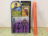 "Legends of Batman, ""Catwoman"" action figure, FREE shipping Kenner 64033"