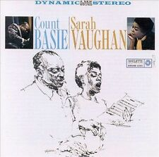 Count Basie & Sarah Vaughan CD Roulette Jazz D 112401 FREE USA SHIPPING