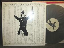 Conrad Schnitzler Concert US Idiosyncratic LP 1986 Tangerine Dream cluster RARE