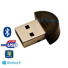 Mini Bluetooth USB Dongle V2.0 Chiavetta Adattatore 10m conf. orig.