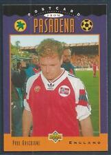 UPPER DECK WORLD CUP USA 1994- #305-ENGLAND-PAUL GASCOIGNE IN A NORWAY SHIRT!