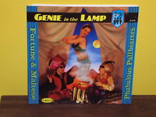 "FORTUNE & MALTESE Genie In The Lamp GARAGE 7"" Exc"