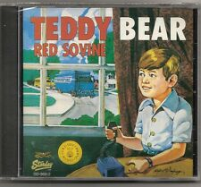 "RED SOVINE, CD ""TEDDY BEAR""  11 SONGS,  NEW SEALED"