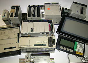 OMRON SYSMAC CPU Software Programming, all types