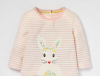 NEW RRP £30 Mini Boden Animal Friends Jersey