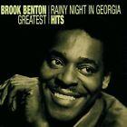 Brook Benton Rainy night in Georgia-Greatest hits [CD]
