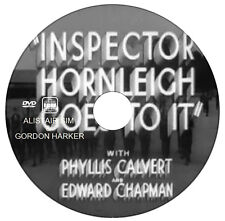 Inspector Hornleigh Goes to it - Crime Drama - Gordon Harker,Alistair Sim - 1941