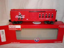 Lionel 6-82690 Coca Cola Anniversary Bottle Box Car O 027 MIB New 2015 Coke USA