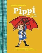 Pippi Fixes Everything by Astrid Lindgren, Ingrid Vang-Nyman (Hardback, 2013)