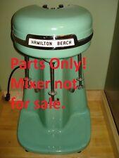 Hamilton Beach Malt Mixer Parts NAMEPLATE 40 940 40dm 940dm 3 spindle