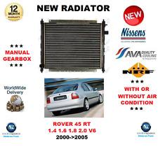 für ROVER 45 RT 1.4 1.6 1.8 2.0 V6 2000- > 2005 NEUER HEIZKÖRPER OE-Qualität