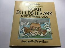 Noah Builds His Ark and the Terrible Flood by Blyton, Enid Paperback