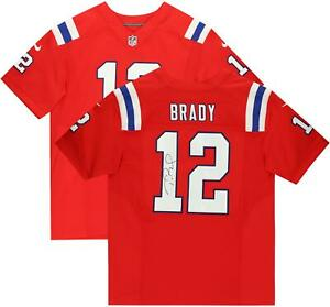 Tom Brady NFL Original Autographed Jerseys for sale | eBay