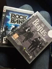 The Beatles: Rock Band NWT (Sony PlayStation 3, 2009) And Additional Game