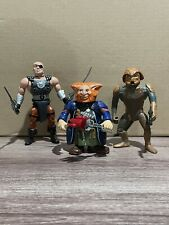 MOTU Lot Masters of the Universe Blade Saurod Gwildor *Complete* He-Man Movie
