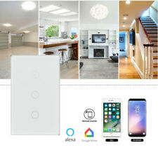 Smart WIFI Light Switch In Wall Works with Amazon Alexa Google Home  Android IOS